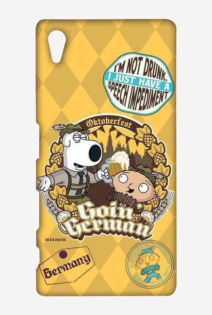 Family Guy Going German Case for Sony Xperia Z5