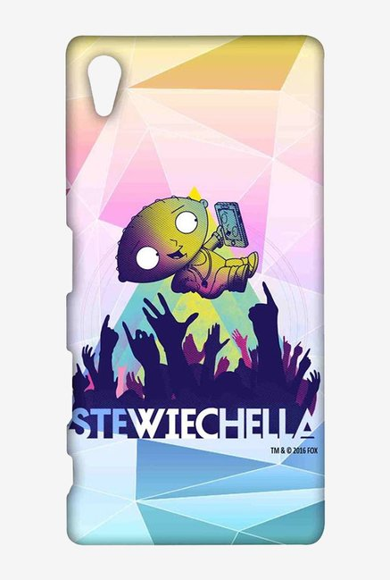 Family Guy Quahog Music Fest Case for Sony Xperia Z5