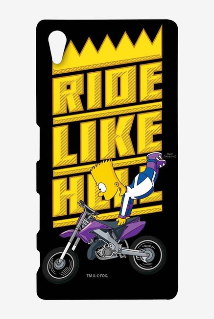 Simpsons Ride Like Hell Case for Sony Xperia Z5