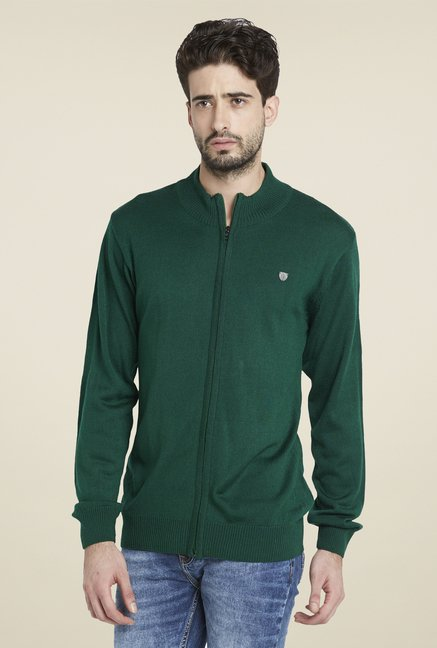 Globus Green Chic Pullover Jacket
