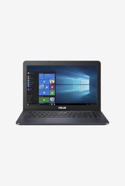 Asus EeeBook Celeron Dual Core - (2 GB/32 GB EMMC Storage/Windows 10 Home) E402SA-WX013T Laptop(14 inch, Dark Blue, 1.65 kg) EeeBook