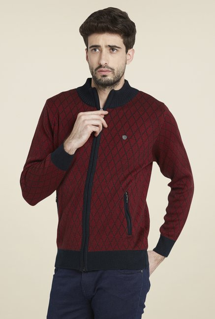 Globus Red Checks Jacket