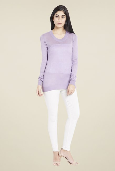 Globus Purple Striking Top