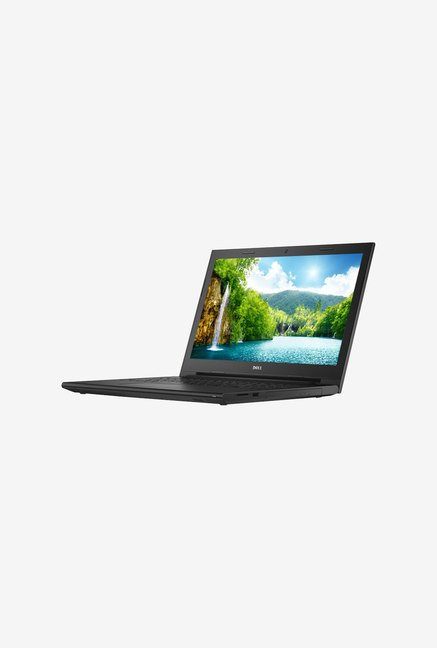 Dell Inspiron 15 3541 39.62cm Laptop (AMD A6, 500GB) Black