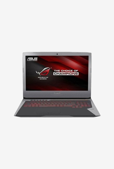 Asus G752VY-GC489T 43.94cm Laptop (Intel Core i7, 1TB) Grey