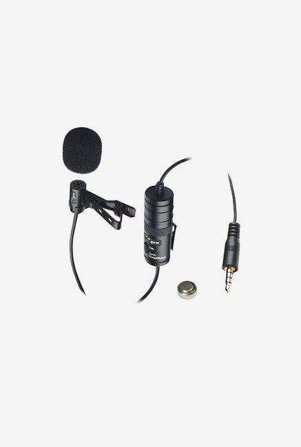 Vidpro Xm-L Wired Lavalier Microphone (Black)