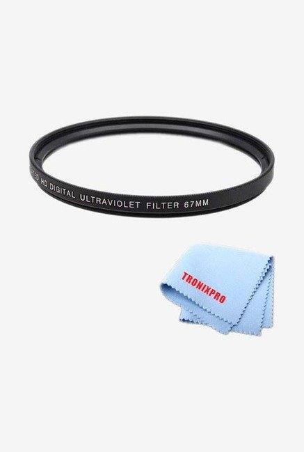 Tronixpro 67mm Pro Series Ultraviolet Filter (Black)