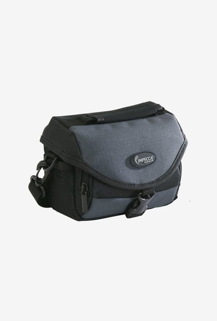 Impecca DCS125 Compact Digital Video Camera Case (Grey)