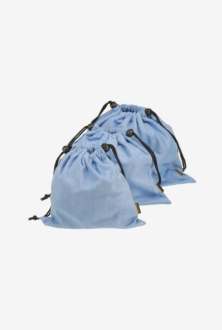"Giottos CL3625 7.9x7.9"" Pouch (Light Blue)"