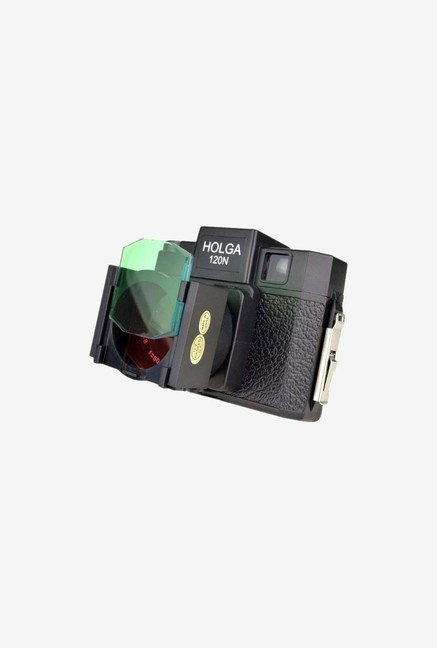 Holga 302120 Double Filter Holder (Black)