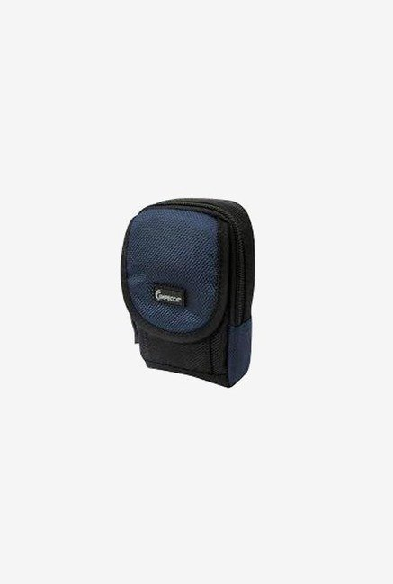 Impecca DCS27 Soft Medium Camera Case (Black/Blue)