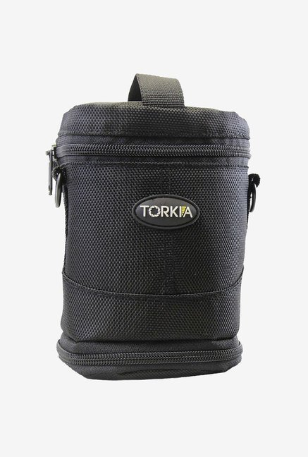 Torkia Padded Camera Case for Canon (Black)