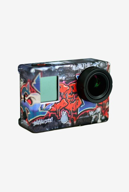 XSories Xskins for Gopro Hd3/Hd3+ Street art (Multi)