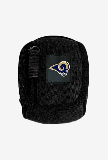 NFL St. Louis Rams Compact Camera Case (Black)