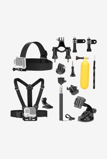 Luxebell GP0027 9-In-1 Accessories Kit (Black)