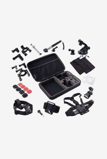Xcsource Gopro Accessories Set (Black)