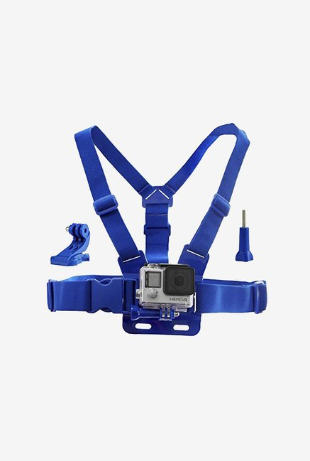 CamKix CK-196701 Chest Mount Harness (Blue)