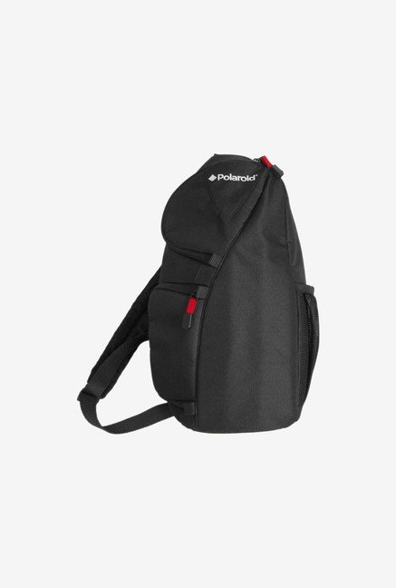 Polaroid PL-JOZ76 Photo Sling Pack (Black)