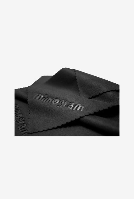 Mimogram 15 Pack Anti-Bacterial Cleaning Cloths (Black/Grey)