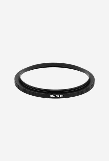 Sensie Pro SURPA6267 62-67mm Aluminium Step-Up Ring (Black)