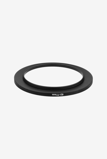 Sensie Pro SURPA6277 62-77mm Aluminium Step-Up Ring (Black)