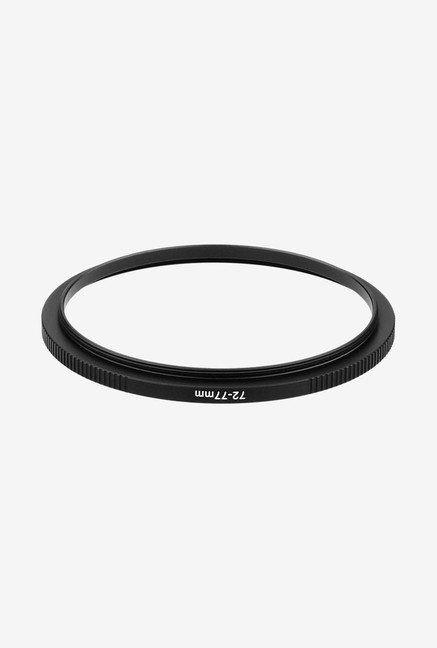 Sensie Pro SURPA7277 72-77mm Aluminium Step-Up Ring (Black)
