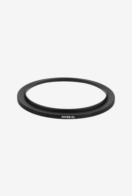 Sensie Pro SURPA7282 72-82mm Aluminium Step-Up Ring (Black)