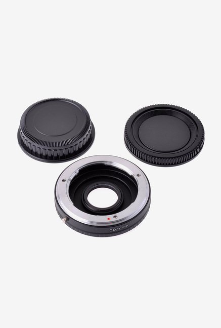 Neewer 10075444 Lens Mount Adapter with Optical Glass