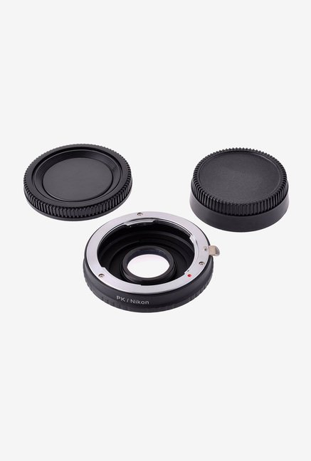Neewer 10075449 Lens Mount Adapter with Optical Glass