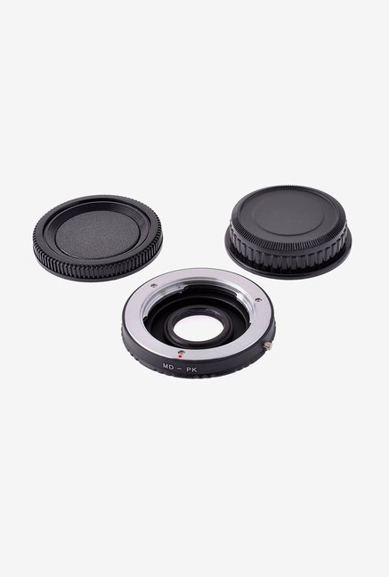 Neewer 10075454 Lens Mount Adapter with Optical Glass