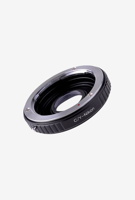 Neewer 10075455 Lens Mount Adapter with Optical Glass