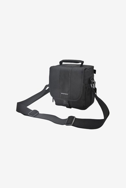 Monoprice 109529 SLR/Fixed Lens Medium Camera Bag (Black)
