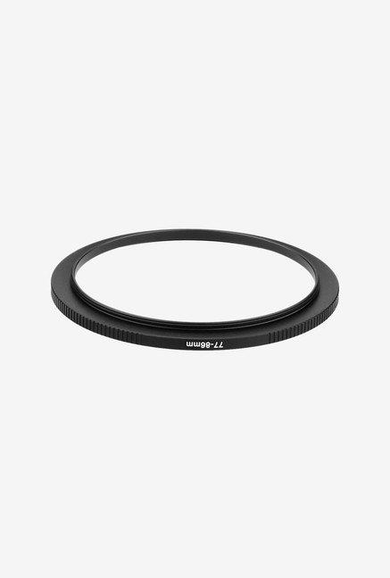 Sensie Pro SURPA7786 77-86mm Aluminium Step-Up Ring (Black)