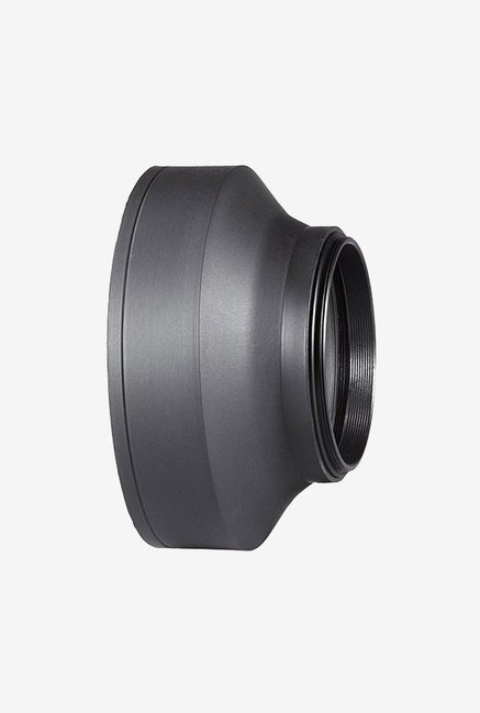 Neewer 10080189 72mm Collapsible Rubber Lens Hood (Black)