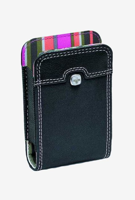 Swiss Gear WA-7805-02F00 RHEA Compact Camera Case (Black)