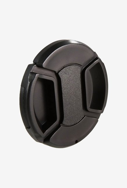Cam Design 62mm Snap-On Front Lens Cap (Black)