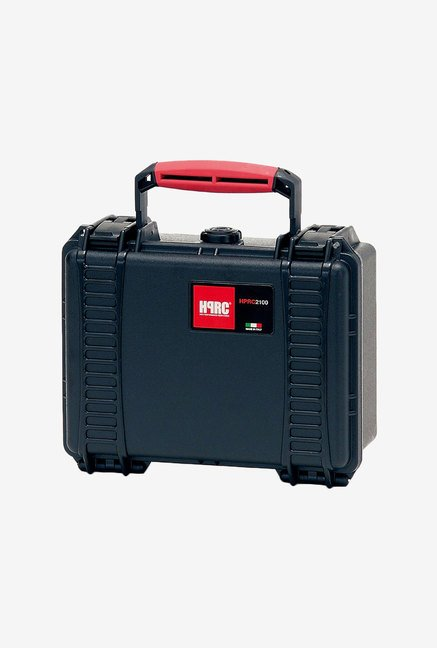 HPRC 2100F Hard Case with Cubed Foam (Black)