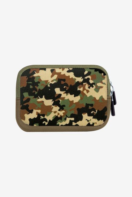 Macbeth Collection MBNC2MC Neoprene Camera Case (Camouflage)