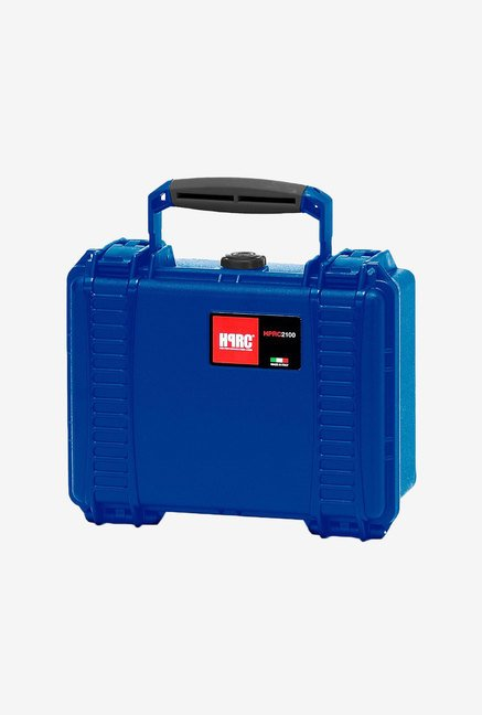 HPRC 2100F Hard Case with Cubed Foam (Blue)