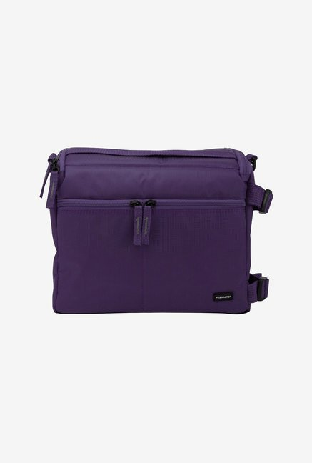 Filemate Eco Deluxe SLR Camera Bag (Purple)