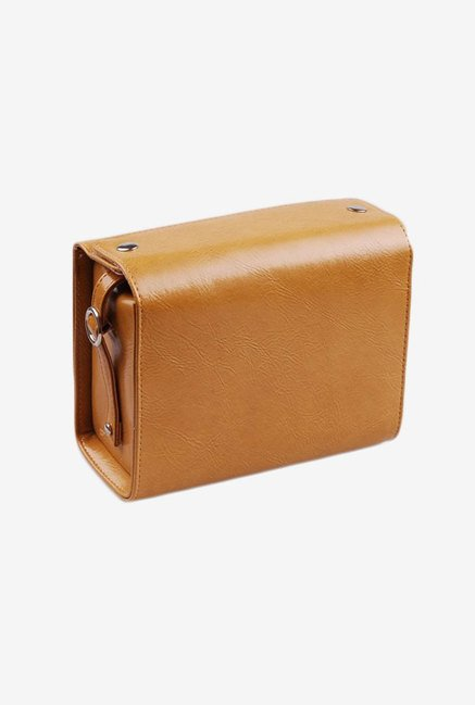 Generic Leather Bag For Fujifilm Instax Mini 7S (Beige)