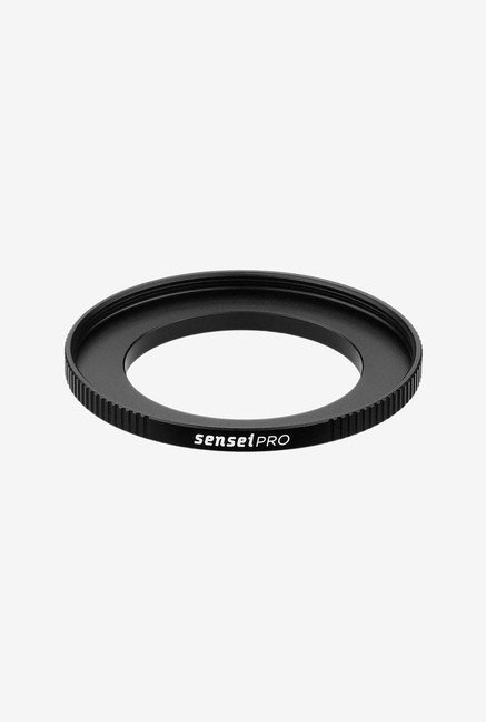 Sensie Pro SURPA3952 39-52mm Aluminium Step-Up Ring (Black)
