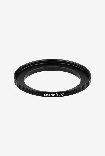 Sensie Pro SURPA4352 43-52mm Aluminium Step-Up Ring (Black)