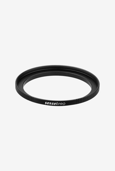 Sensie Pro SURPA5258 52-58mm Aluminium Step-Up Ring (Black)