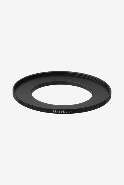 Sensie Pro SURPA5277 52-77mm Aluminium Step-Up Ring (Black)