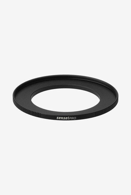 Sensie Pro SURPA5577 55-77mm Aluminium Step-Up Ring (Black)