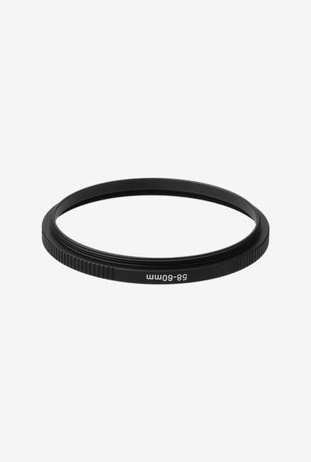 Sensie Pro SURPA5860 58-60mm Aluminium Step-Up Ring (Black)