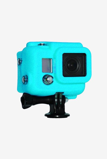 Series Hooded Silicone Cover for Gopro 3 (Blue)
