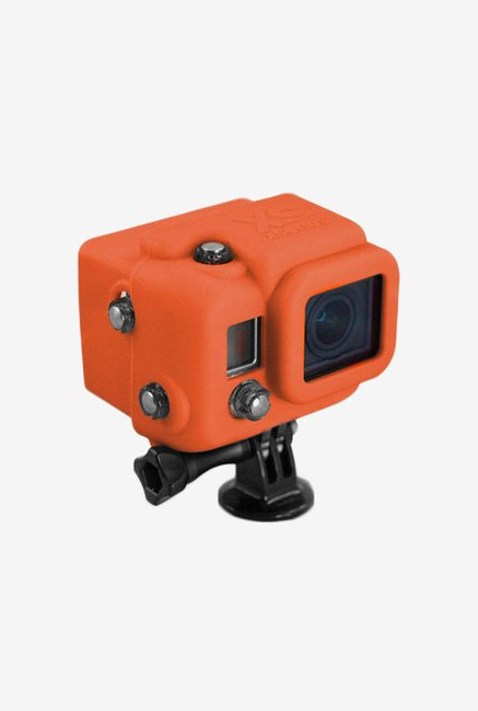 Series Hooded Silicone Cover for Gopro 3 (Orange)