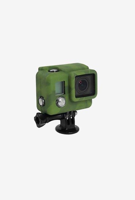 XSories Silicone Cover for Gopro Hero 3+ and 4 (Camo)